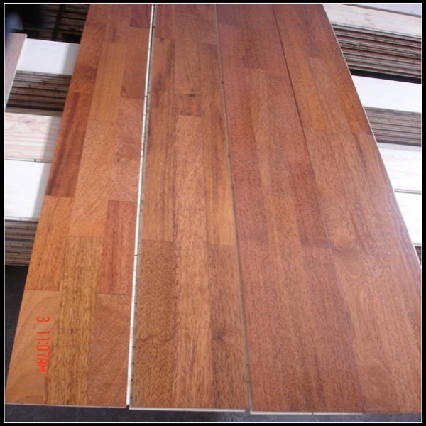 3 Layer 3 Strips Merbau Flooring