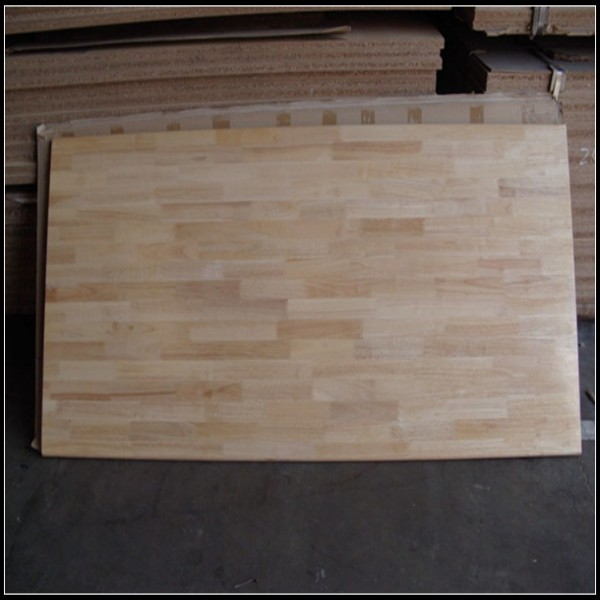 Rubberwood Finger Joint Panel Manufacturers Rubberwood