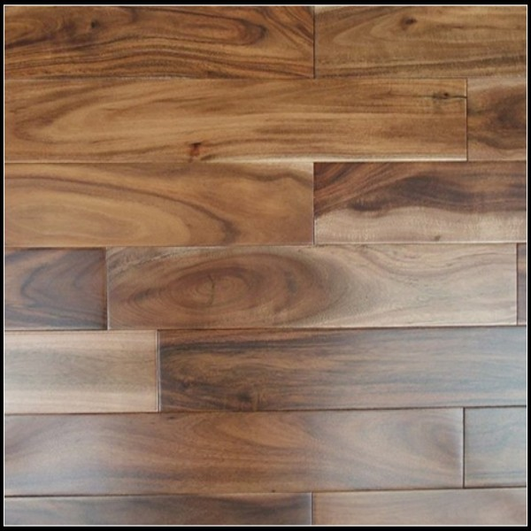 Small Leaf Acaica Solid Wood Floor