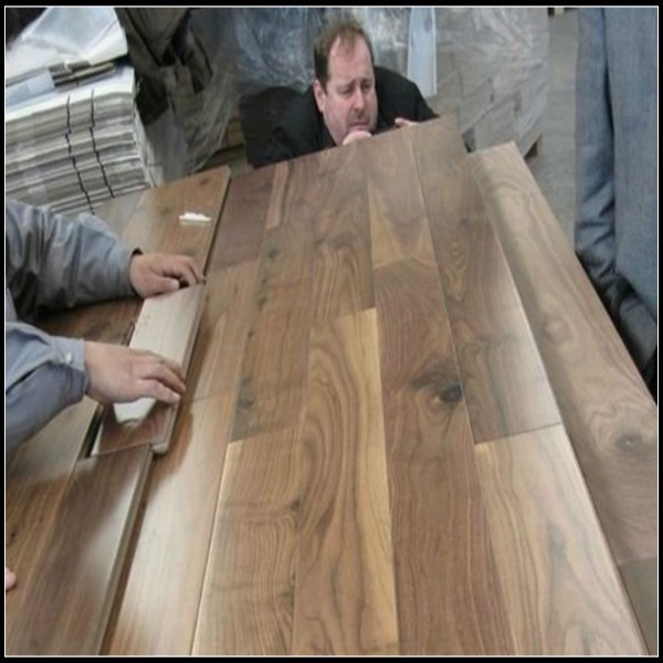 Engineered American Walnut Hardwood Flooring