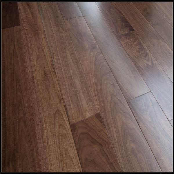 Black walnut wood flooring the image for Solid hardwood flooring