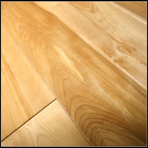 Natural Birch Solid Wooden Flooring Manufacturers Natural
