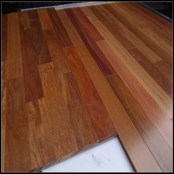 Solid cumaru flooring wood flooring wood parquet for Unfinished hardwood floors
