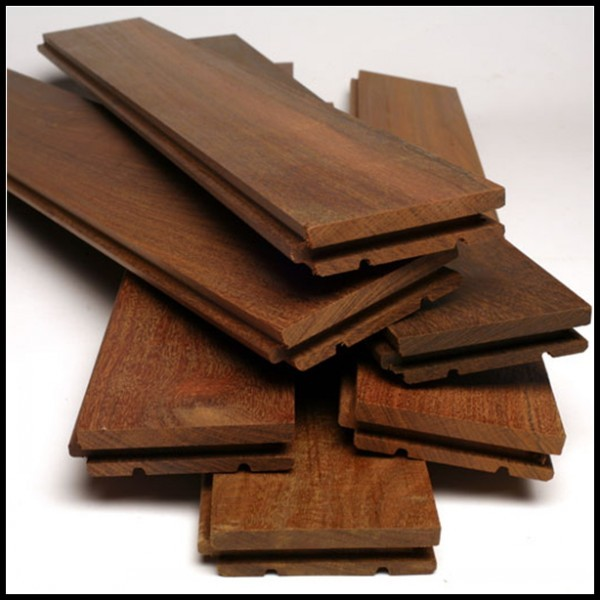 Solid ipe flooring brazilian walnut flooring ipe parquet for Unfinished brazilian walnut flooring