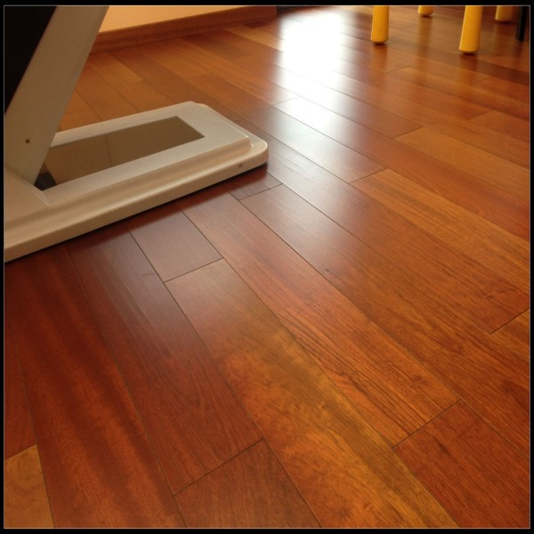 Solid jatoba flooring wood