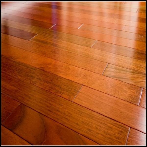 Prefinished Jatoba Engineered Hardwood Flooring