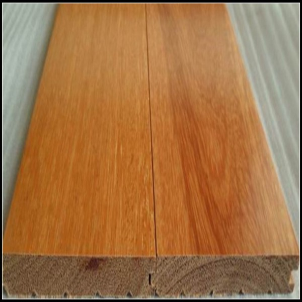 Prefinished Kempas Solid Flooring Manufacturers