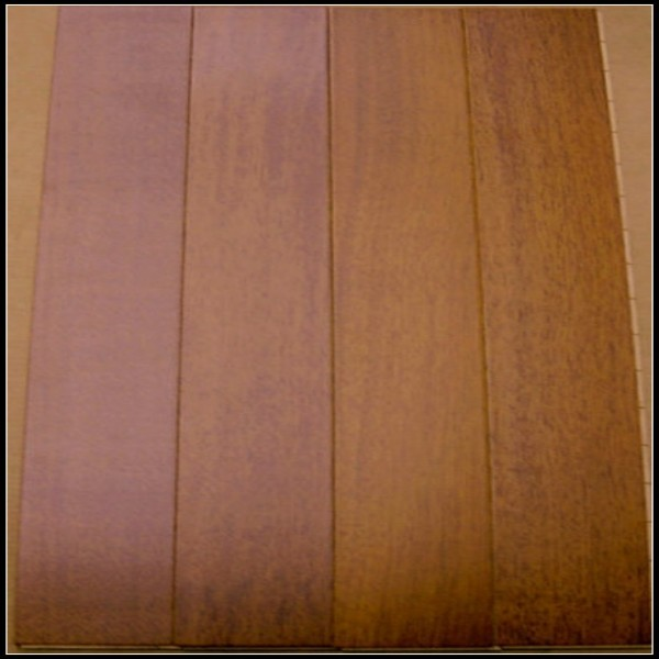 Natural Merbau Engineered Wooden Flooring