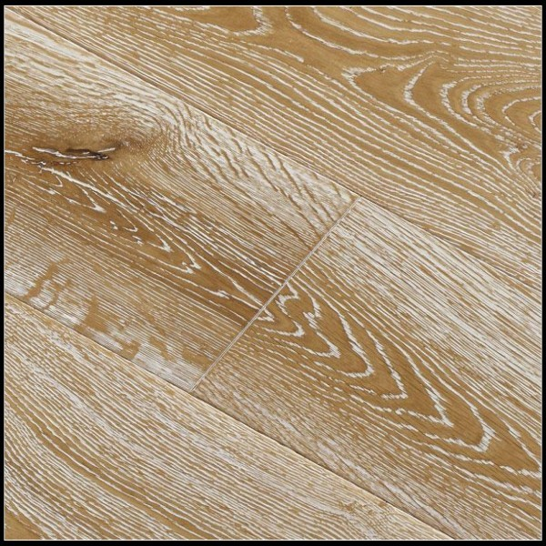 Brushed&Smoked White Oiled Engineered Oak Flooring