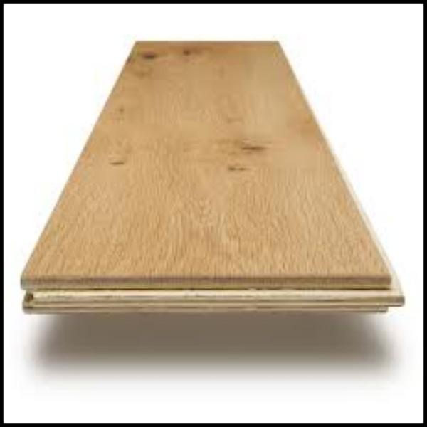 Wide Plank Engineered Oak Flooring