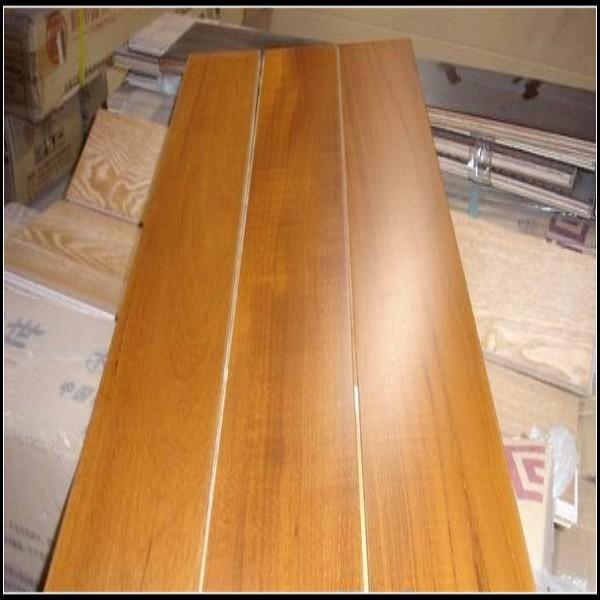 Natural Burma Teak Engineered Timber Flooring