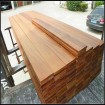 Cumaru Outdoor Decking Board