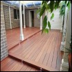 Merbau Decking Board With Smooth Surface
